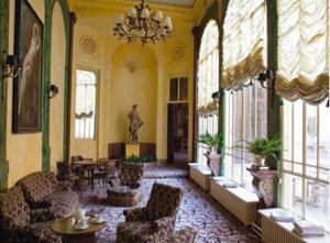 L'hôtel de la Païva - Le salon d'hiver