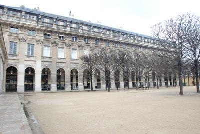 Le Palais-Royal - galerie de Montpensier