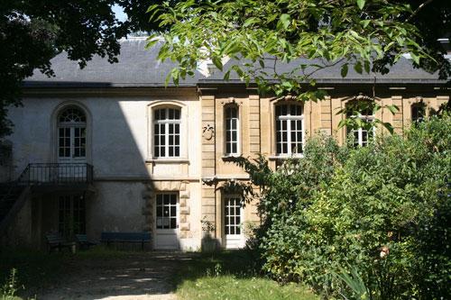 La maison du docteur Belhomme - Le pavillon Colbert