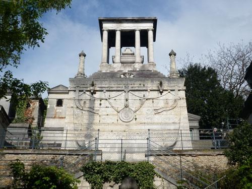 Le mausolée de la princesse Demidoff