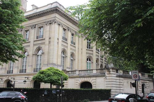 L'hôtel de Polignac - Fondation Singer-Polignac