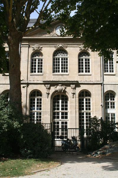 Le couvent des Récollets - L'ancien dortoir