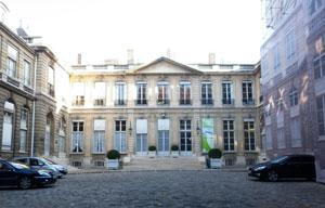 L'hôtel de Roquelaure