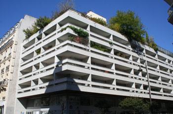 Immeuble mixte, rue Saint-Dominique