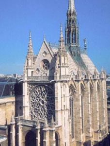 La Saint-Chapelle