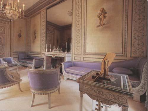 Le palais de l'Elysée - Le salon d'Argent