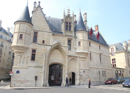L' Hôtel de Sens