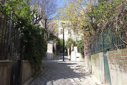 La villa Poissonnière