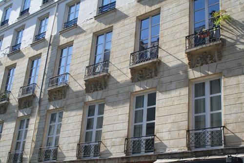 Immeuble, 136 rue Amelot