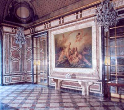 L'hôtel de Béhague : la salle à manger