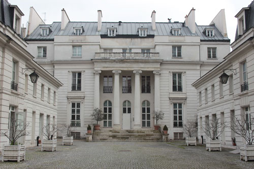 L'hôtel Benoist de Saint-Paulle