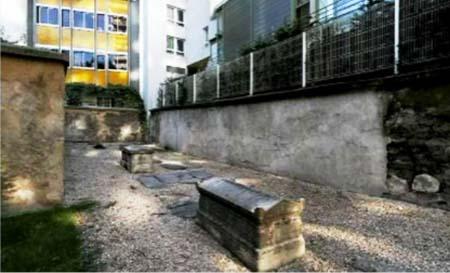 Le cimetière portuguais