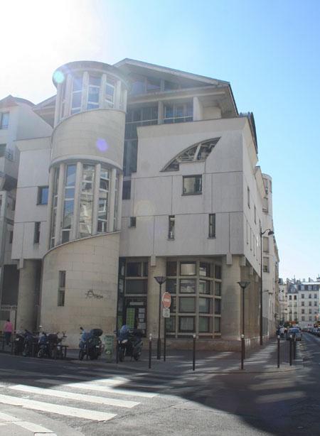 Le conservatoire de musique Erik Satie
