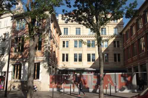 Ecole d'Architecture Paris-Belleville