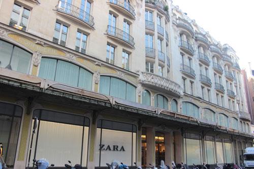 L'immeuble Félix Potin