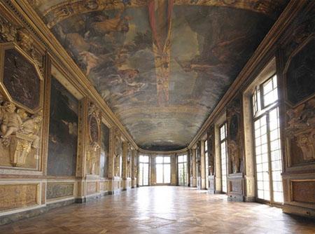 L'Hôtel Lambert - La galerie d'Hercule