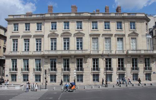 L'Hôtel de Saint-Florentin