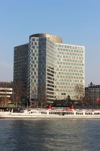 Immeuble de bureaux, avenue Emile Zola