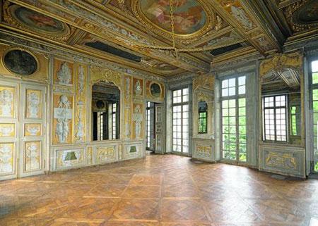Hôtel Lambert - Salon doré