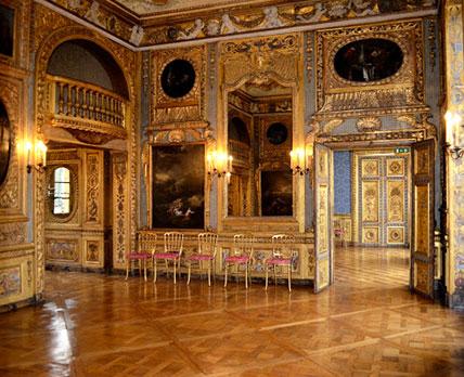 Hôtel de Lauzun - La chambre de parade
