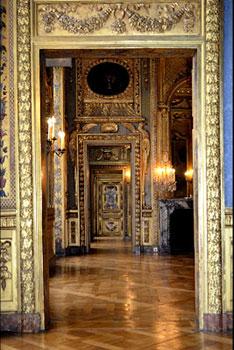 L'Hôtel de Lauzun - Enfilade des salons