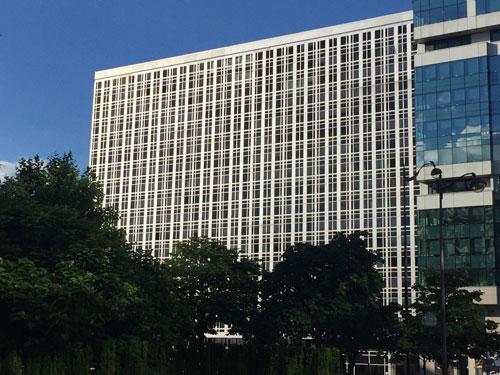 L'immeuble Maine-Montparnasse 1