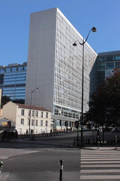 L'immeuble Maine-Montparnasse I