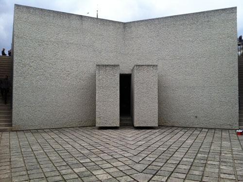 Le mémorial des Martyrs de la Déportation