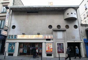 Le Théâtre des Menus Plaisirs