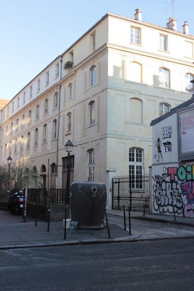Le prieuré Notre-Dame de Bonsecours