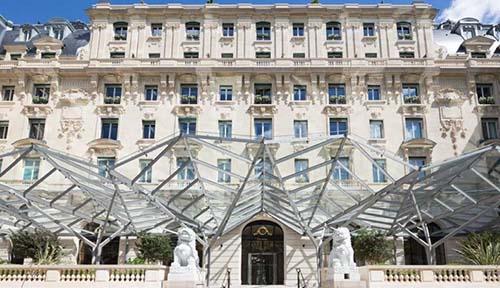 L'hôtel The Péninsula Paris