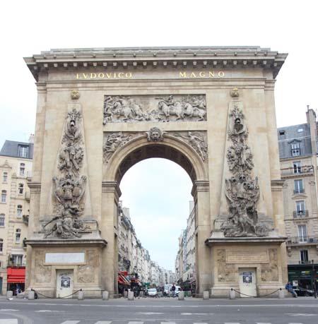La Porte Saint-Denis