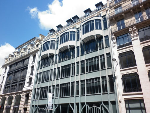 Immeuble industriel, rue Réaumur