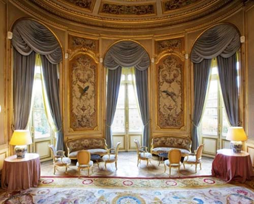 Le Quai d'Orsay - Le salon de la Rotonde