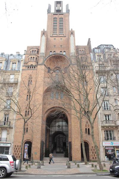 L'église du Saint-Esprit