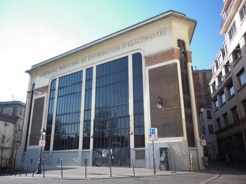 Poste de la Compagnie Parisienne de Distribution d'Electricité