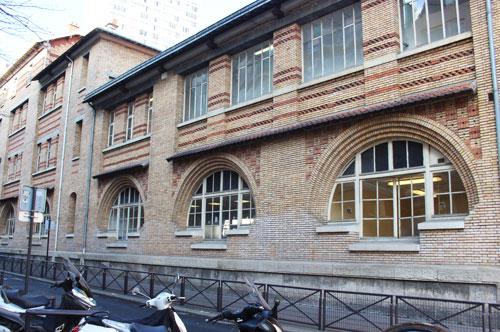 Groupe scolaire, rue Sextius Michel