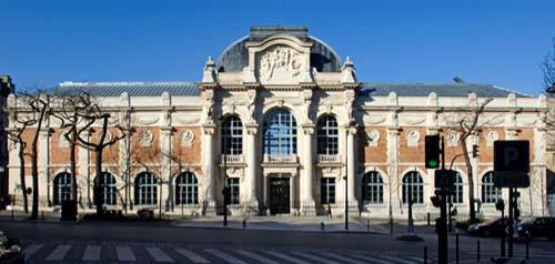 Le musée des Gobelins - Galerie construite par Jean-Camille Formigé