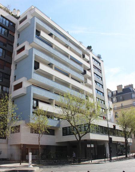 Immeuble de logements, avenue Parmentier