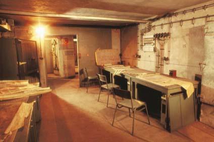Le bunker de la Gare de l'Est