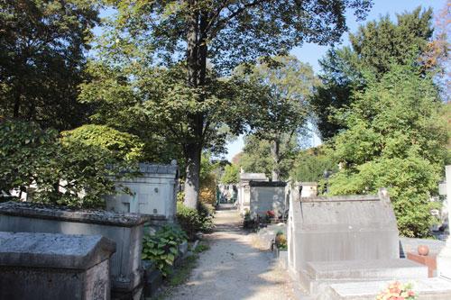 Le cimetière Montmartre