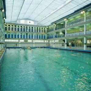 piscine de Pontoise - le bassin