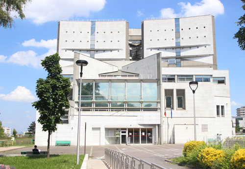 Le Centre d'Archives de Paris