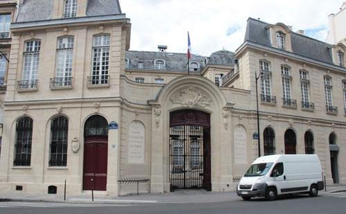 L'hôtel Thoinard - Siège historique de la Caisse d'Epargne