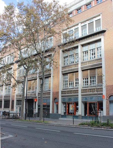 Le Central téléphonique Daumesnil