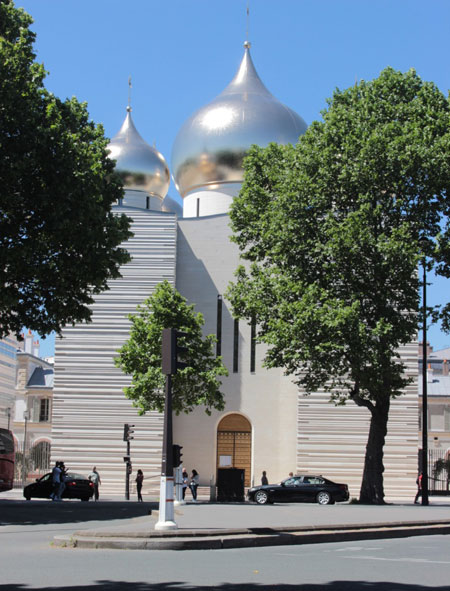 Le centre spirituel et culturel russe