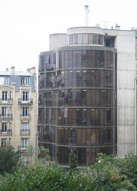 La chancellerie de l'Ambassade de Turquie