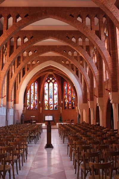 Le couvent franciscain - la chapelle