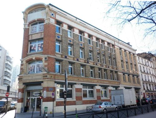 L'usine Félix Potin