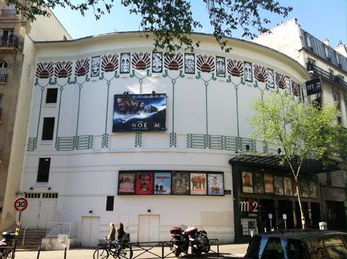 Le Gambetta-Palace - Cinéma MK2 Gambetta